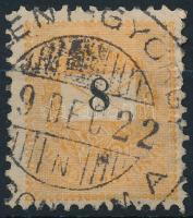 1899 8kr 11 1/2 fogazással (4.000)