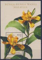 2001 Orchidea blokk Mi 51 D
