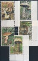 1992 Gomba sor Mi 1346-1350