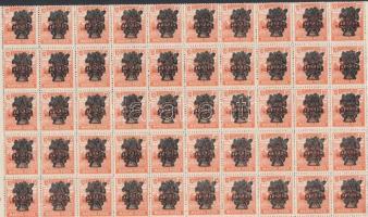 1920 Búzakalász 10f teljes ív (4.000)