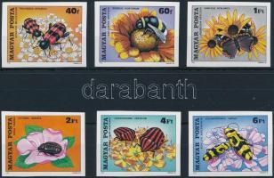 1980 Virág (XII.) vágott sor (4.000)