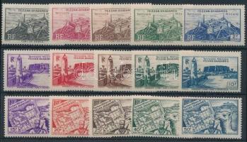 1946 Forgalmi sor Mi 16-30
