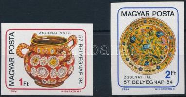 1984 Bélyegnap (57.) vágott sor (3.000)