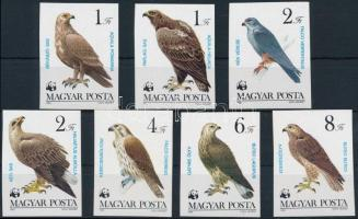 1983 Madarak (X.) vágott sor (4.000)