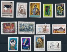 1983 13 klf vágott bélyeg (14.000)