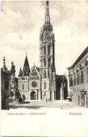 Budapest I. Mátyás templom (EK)