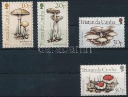 1984 Gomba sor Mi 365-368