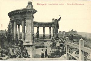 Budapest I. Gellérthegy, Szent Gellért szobor, Taussig A. kiadása
