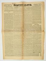1879 A Pester Lloyd 26. évfolyamának 182. száma