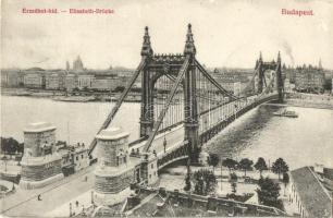 Budapest, Erzsébet híd (EK)