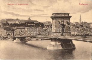 Budapest, Lánchíd (EK)