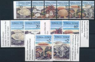 1997 Gomba sor Mi 1494-1505