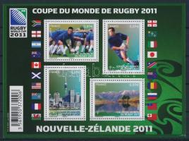 2011 Rugby VB. - Sport blokk Mi 154