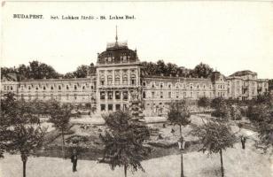 Budapest II. Szent Lukács fürdő (EK)