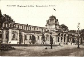 Budapest XIII. Margitszigeti gyógy- és fürdőház