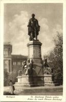 Budapest V. Gróf Széchenyi István szobor, Magyar Tudományos Akadémia