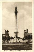 Budapest XIV. Hősök tere, Milleniumi emlék (EK)
