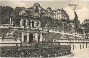 Budapest I. Várbazár, Würthle & Sohn kiadása