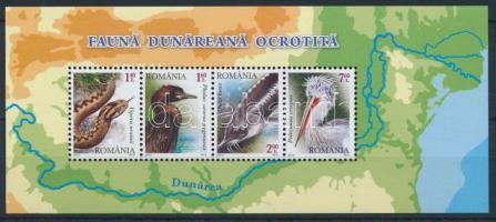 2010 Védett állatok blokk Mi 470