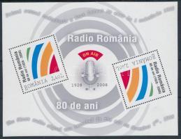 2008 Rádió blokk Mi 439