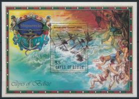 1985 Hajó katasztrófák blokk Mi 1