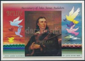 John James Audubon blokk John James Audubon block