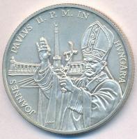 1991. 500Ft Ag II. János Pál pápa látogatása T:BU Adamo EM120