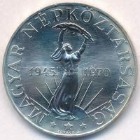 1970. 50Ft Ag Felszabadulás T:1- Adamo EM36