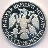 1977. 200Ft Ag Nemzeti Múzeum T:PP felületi karc, ujjlenyomat Adamo EM55