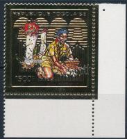Mushroom, Scouting corner stamp, Gomba, cserkész ívsarki bélyeg
