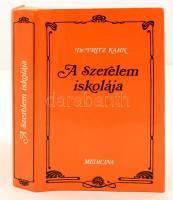 Fritz Kahn: A szerelem iskolája. Bp., 1984, Medicina Könyvkiadó. Kiadói egészvászon kötés, kiadói papírborítóban. Jó állapotban.