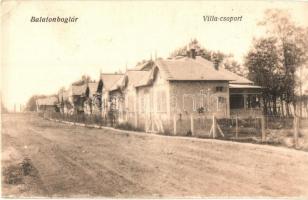 Balatonboglár, villa csoport, Hangya fogy. szöv. kiadása (EK)
