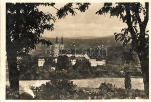 Jászó, Jászóvár, Jasov; Premontrei kanonokok prépostsága, Dr. Spilka Lőrinc felvétele / church (EK)