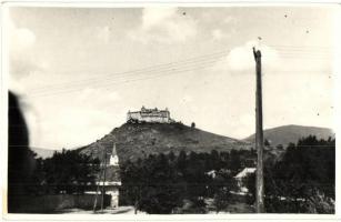 Krasznahorkaváralja, Krásnohorské Podhradie; Krasznahorka vára, látkép / castle, general view, photo