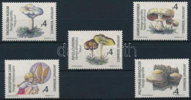 1997 Gomba sor Mi 2218-2222
