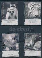 2005 Állatkerti állatok sor Mi 4208-4211