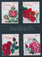 2005 Rózsák sor Mi 4195-4198