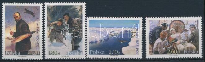 2003 Festmények sor Mi 4065-4068
