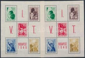 1949 2 db VIT blokk (14.000)