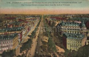 Paris - 14 pre-1945 postcards
