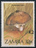 1991 Gomba felülnyomott bélyeg Mi 562