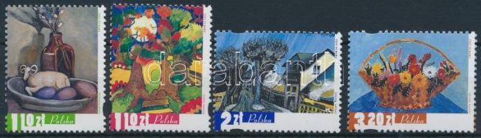 2002 Művészet sor Mi 3965-3968