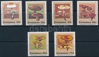 1992 Gomba sor Mi 476-481