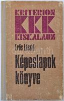 Erős László: Képeslapok könyve. Budapest, 1985, Kriterion Kiskalauz. Kiadói félvászon kötésben, 103 p.