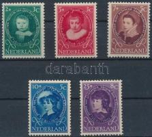1955 Gyermek sor Mi 667-671 (Mi EUR 17,-)