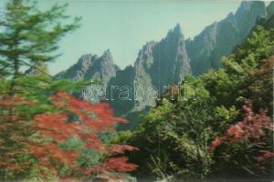 4 db MODERN dimenziós lap / 4 modern dimensional postcards