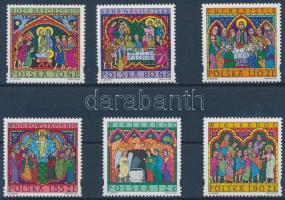 2000-2001 Rózsaablakok 2 klf sor 3869-3872 + 3883-3884