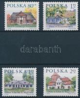 2000 Lengyel kúriák sor Mi 3821-3824