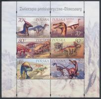 2000 Prehisztorikus állatok blokk Mi 139