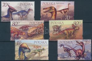 2000 Prehisztorikus állatok sor Mi 3811-3816